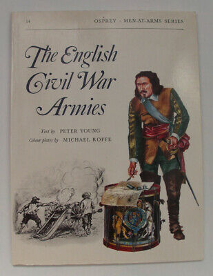 The English Civil War Armies By Peter Young - Paperback • 8£