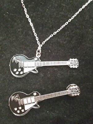 2020 Ace Frehley  Pin And Necklace • 19.29£