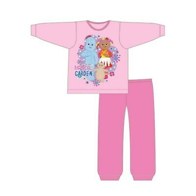 In The Magical Garden Pyjamas Girls Toddlers Iggle Piggle, Upsy Daisy  • 6.95£