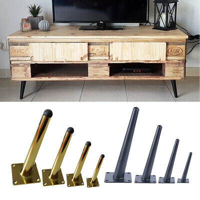 AU17.40 • Buy Furniture Legs Replacement Sofa Cabinet Feet Bed Couch Coffee Table Legs DIY