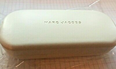 Marc Jacobs Sun  Sunglasses White Case And Cloth| Brand New • 12.99£