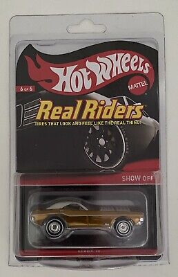 $15.40 • Buy Hot Wheels RLC Real Riders Series 10 - Show Off 3413/3500
