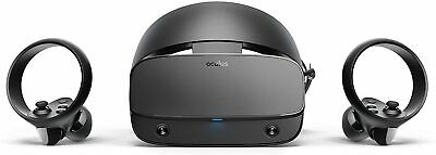 AU741.99 • Buy Oculus Rift S PC-Powered VR Gaming Headset Brand New And Sealed