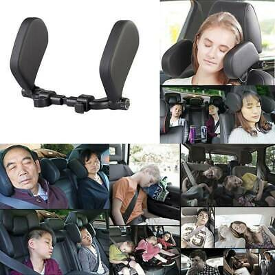 AU42.79 • Buy Travel Sleeping Cushion Car Seat Pillow Headrest Neck Support For Kids Adults AU