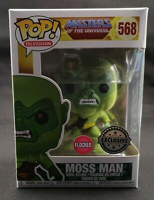 $35 • Buy Funko Pop Masters Of The Universe 568 Moss Man Flocked Toys R Us MOTU