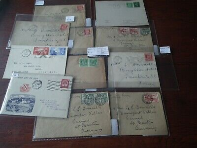 Guernsey - Channel Islands - Covers - First Day Of Issue - Used On Piece  • 5.50£