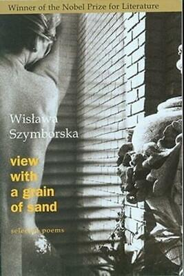 View With A Grain Of Sand By Wislawa Szymborska (author) • 10.40£