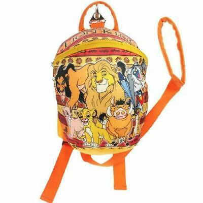 Lion King Baby Toddler Kids Safety Harness Strap Bag Backpack With Reins Gift • 14.95£