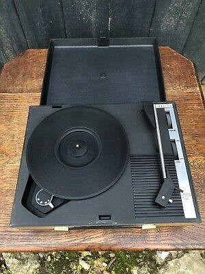Fidelity HF42 Mains Powered Portable Record Player  • 35£