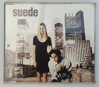 SUEDE Stay Together CD UK Nude 1994 4 Track Edit B/W The Living Dead, My Dark • 5£