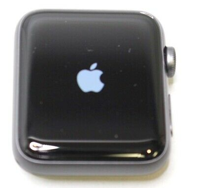 $ CDN230.67 • Buy Apple Watch Series 3 42mm Space Gray Aluminum Gps Only - Face Only