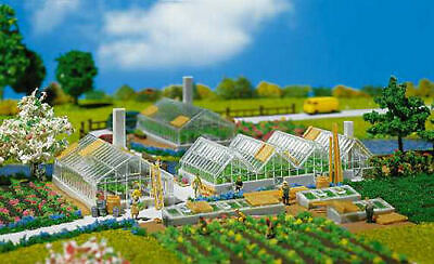 Faller Commercial Nursery Building Kit II N Gauge 232225 • 20.99£