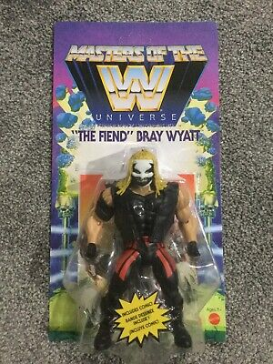 $40.96 • Buy WWE Masters Of The Universe The Fiend Bray Wyatt Wave 4