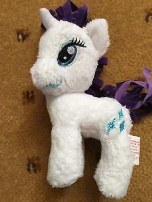 MLP Rarity Plush Cuddly Toy, My Little Pony Movie, L@@K At This!!! • 5.20£