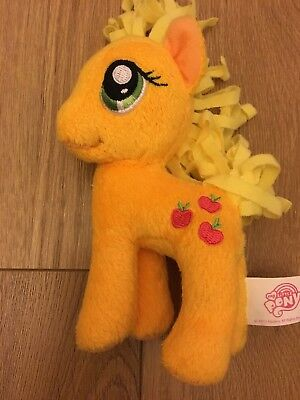 MLP Apple Jack Plush Cuddly Toy, My Little Pony Movie, L@@K At This!!! • 4£