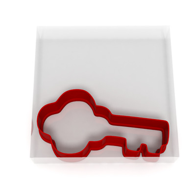 £3.99 • Buy 8CM Key Cookie Cutter Biscuit Dough Icing Shape Biscuit Cake House Warming 2