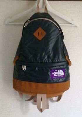 £88.75 • Buy North Face Ruck Sack Navy Purple Label Pre-owned