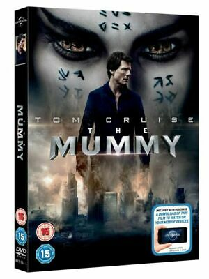 The Mummy By Universal Pictures (DVD, 2017) • 1.98£