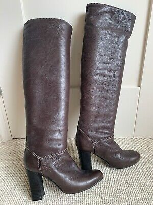 Gorgeous Chloé Brown Leather Boots - UK 4 / EU 37  • 50£
