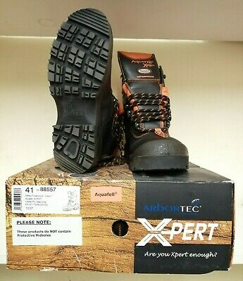 Chainsaw Safety Boot Size 41 New Arbortec Fellsman Elten X-pert  • 22£