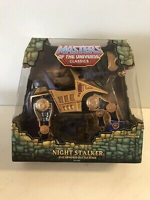 $74.99 • Buy Masters Of The Universe Classics: Night Stalker With Mailer By Mattel