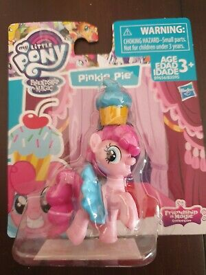 My Little Pony Collectible Mini 5cm Figure Pinkie Pie New Carded  • 6.99£