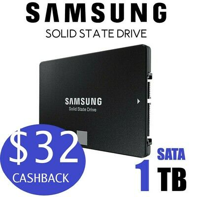 AU169 • Buy 500GB 1TB SSD Samsung 860 EVO SATA MSATA M.2 Solid State Drives 550MB/s 250GB