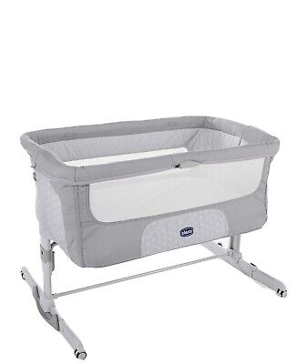 Next2me Crib Dream Chicco Baby Co Sleeping Cot Bedside Next To Me • 159£