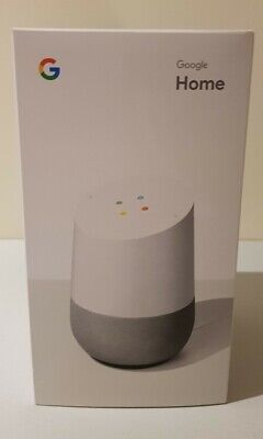 AU200 • Buy * BRAND NEW* *SEALED* Google Home Smart Assistant - White Slate