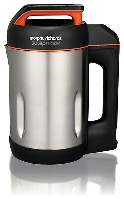 Morphy Richards 501022 Soup Maker - Stainless Steel • 52£