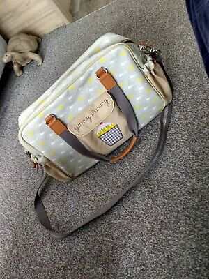 Yummy Mummy Changing Bag With Pink Lining • 4£