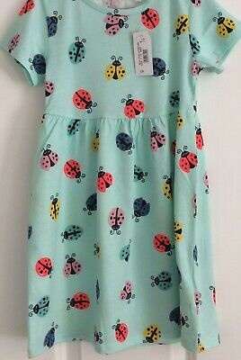 Bluezoo Ladybird Dress Age 4-5 BNWT • 4.50£
