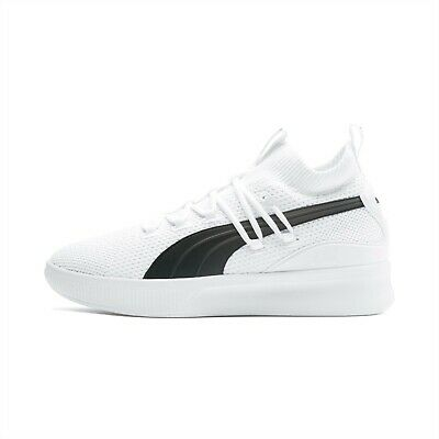 Puma X Clyde Court City Pack Brooklyn Nets Sneakers Fully Knit Slip On Trainers • 95£