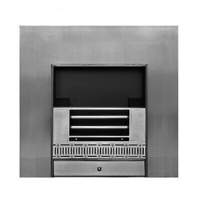 FDC Salisbury Hob Grate - Full Polish With Solid Fuel Grate. • 870£