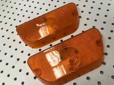 AU50 • Buy New Holden Torana Lx Lh Front Indicator Amber Lenses Pair