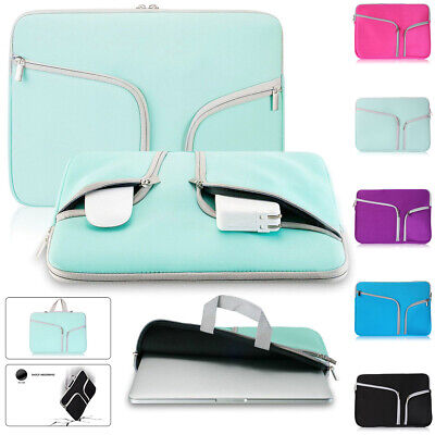 $12.44 • Buy For Macbook Air/Pro/Retina 11 13 12 15 Inch Laptop Sleeve Carry Bag Pouch Case