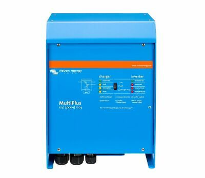£1299.99 • Buy Victron Energy MultiPlus 12V 3000-120-16 Pure Sine Power Inverter Battery Charge