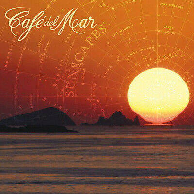 £4.95 • Buy Various - Cafe Del Mar SunScapes (2015)  CD  NEW/SEALED  SPEEDYPOST