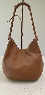 AU82 • Buy OROTON Tan Color Soft Leather Shoulder Bag .