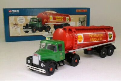 Corgi 16306; Scammell Highwayman Artic Tanker; Shell BP; Mint Boxed • 24.99£
