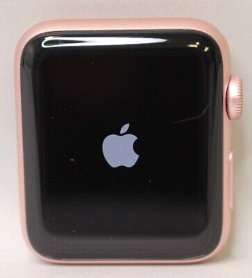 $ CDN160.85 • Buy Apple Watch 42mm Series 2 Rose Aluminum - Face Only - Tested/working *read*