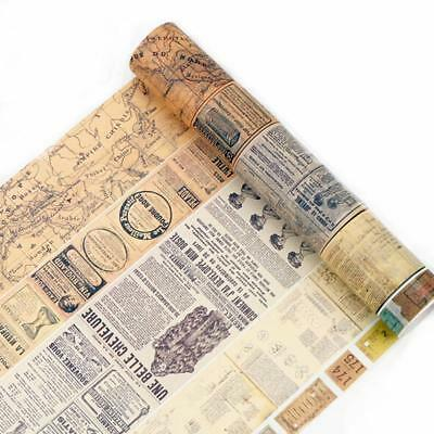 $ CDN5.29 • Buy Travel Diary Tape Set Masking Scrapbook Decorative Paper Adhesive Sticker LR