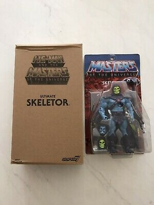 $59.99 • Buy Masters Of The Universe Ultimates: Skeletor With Mailer By Super7