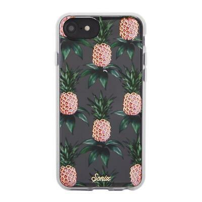 AU22 • Buy Sonix Clear Pink Pineapple Hard Cover Drop Proof Case For IPhone 7/8/6s