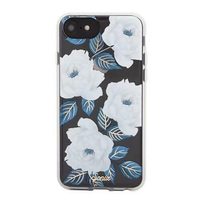 AU21 • Buy Sonix Clear Sapphire Bloom Hard Cover Drop Proof Case For IPhone 7/8/6s