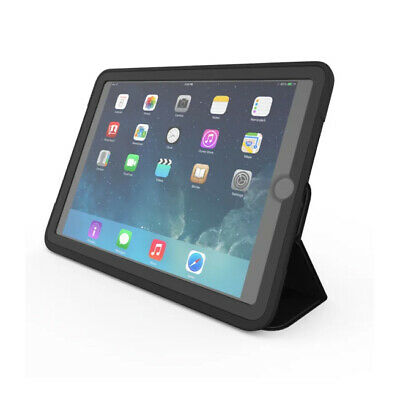 AU54 • Buy Zagg Rugged Drop Proof Charcoal Messenger Case W/Stand For Apple IPad 10.2