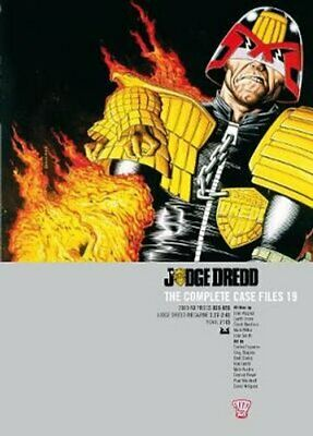 Judge Dredd: The Complete Case Files 19 By John Wagner 9781907992964 | Brand New • 14.91£