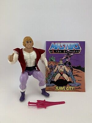 $14.50 • Buy Masters Of The Universe Prince Adam Action Figure 1981 Motu He-man Complete