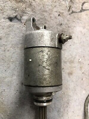 $30 • Buy 2004 2005 Suzuki Gsxr750 Engine Starting Starter Motor