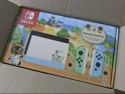 AU430 • Buy Nintendo Switch Animal Crossing Special Edition (BRAND NEW)